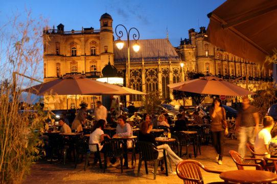 The life in Saint Germain en Laye, Fourqueux, Mareil-Marly, Chambourcy, Saint Nom la Bretêche, L'étang la Ville.