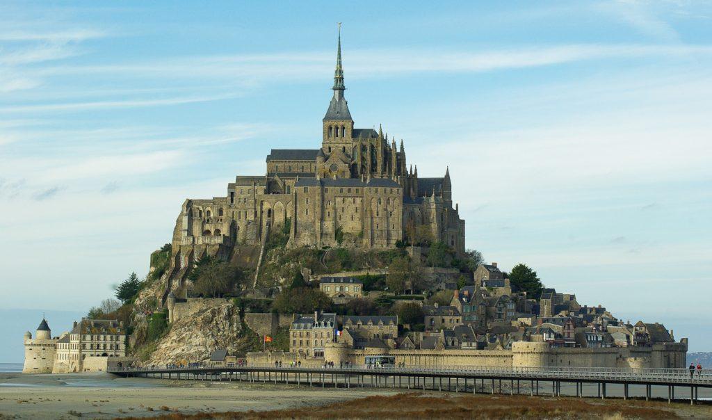 Vivre en France : Mont-Saint-Michel, culture france