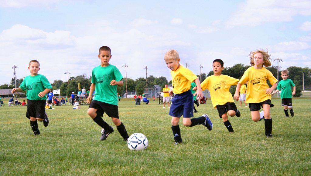 Associations : pratique du sport